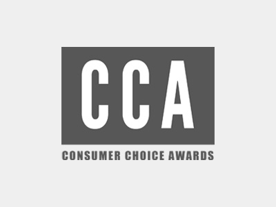 Winner Consumer Choice Award 2014