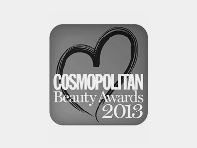 Winner  Cosmopolitan Beauty Awards 2012