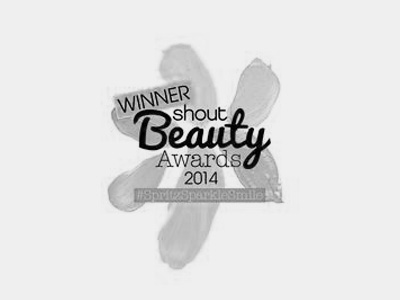Winner Shout Beauty Awards 2014