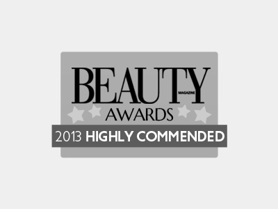 Highly Commended Beauty Awards 2013