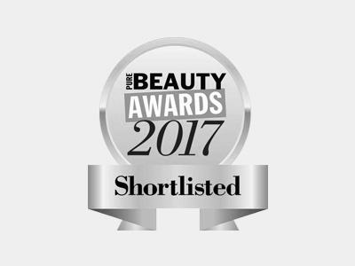 Shortlisted Pure Beauty Awards 2017