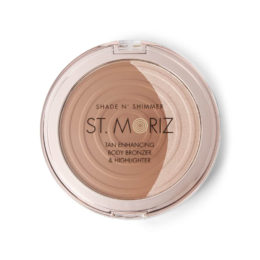 ST.MORIZ FACE & BODY BRONZER & HIGHLIGHTER